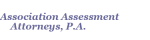 Association Assessment Attorneys PA